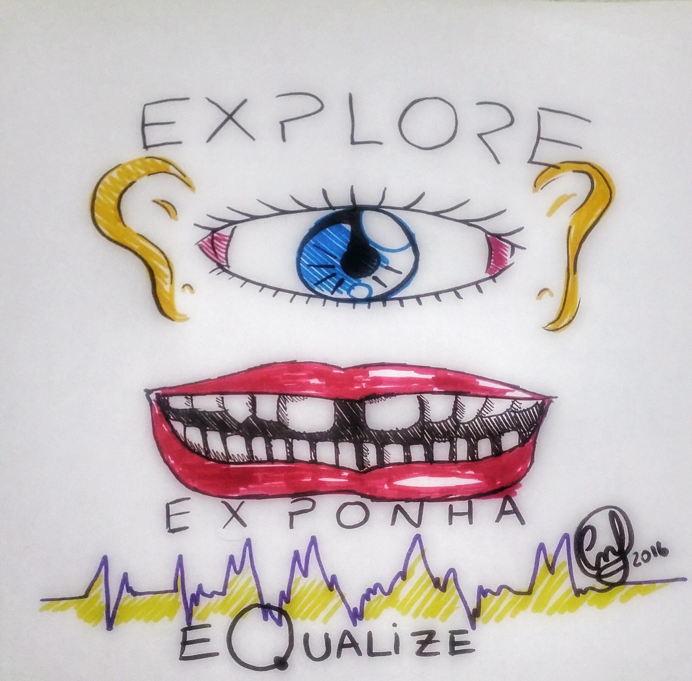 Explore, Exponha, Equalize